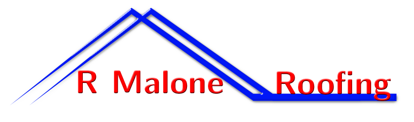 R Malone Roofing's Logo